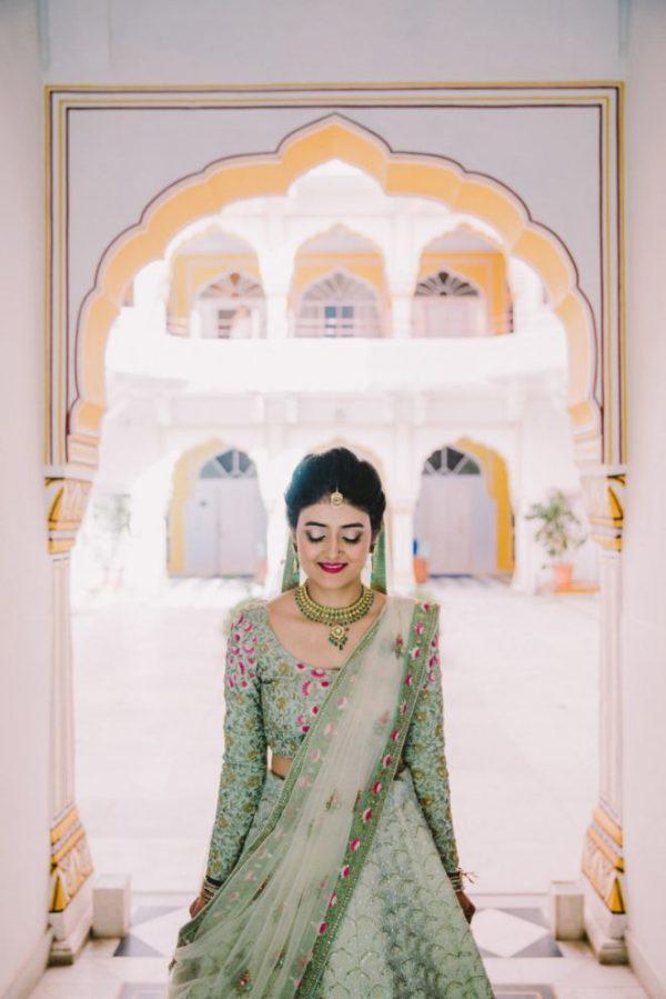 Trend Alert 8 Hot Wedding Lehenga Colours For The 2018 Bride