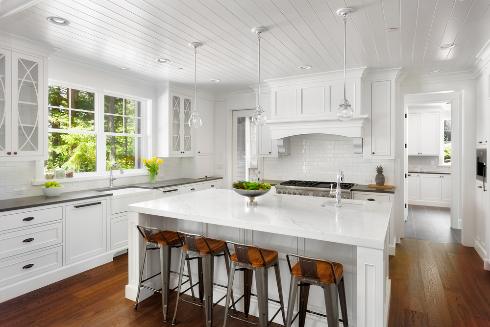 5 White Modular Kitchen Maintenance Tips You Need to Know - For ...