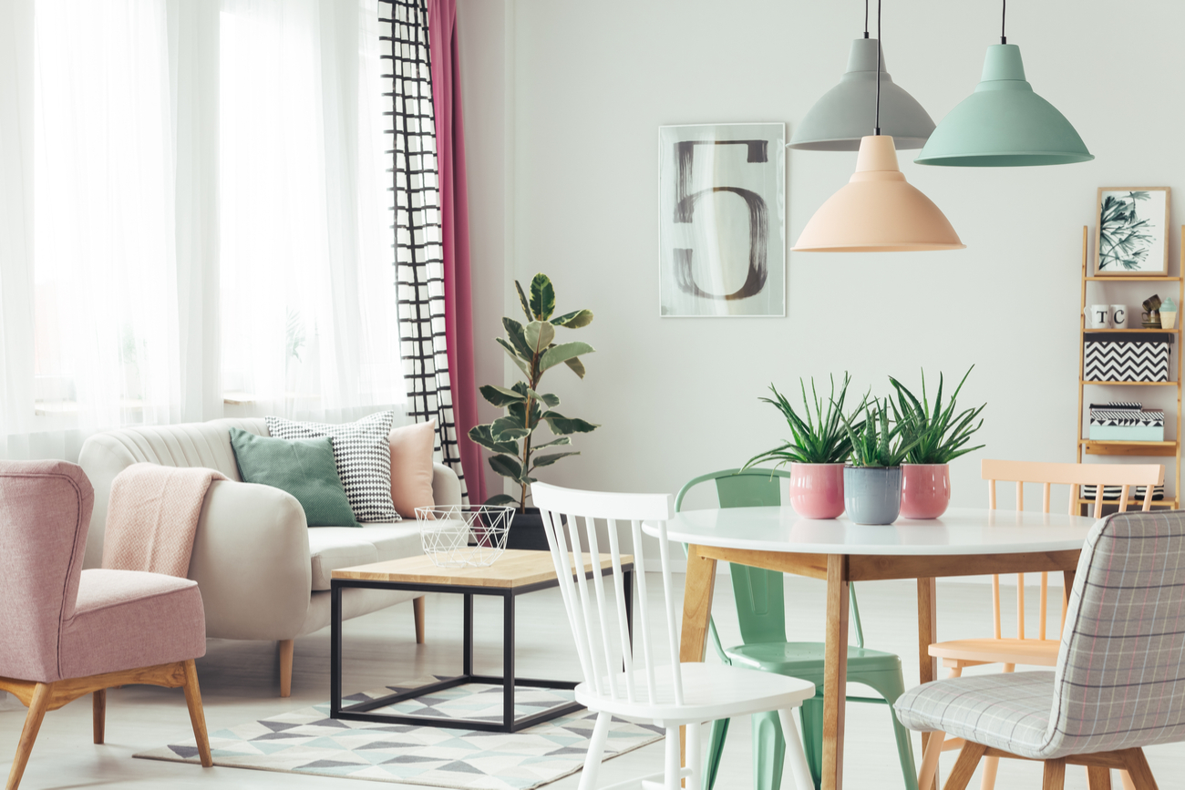 32 Ideas to Introduce Pastels In Your Home Interiors – The Urban Guide