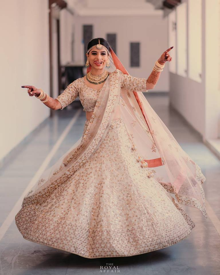 8 Bridal Lehenga Colours That Will Be Big In 2018 The Urban Guide