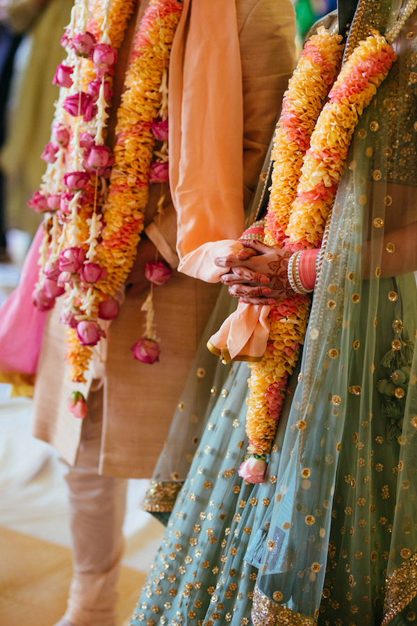 Wedding Jaimala- Indian Weddings
