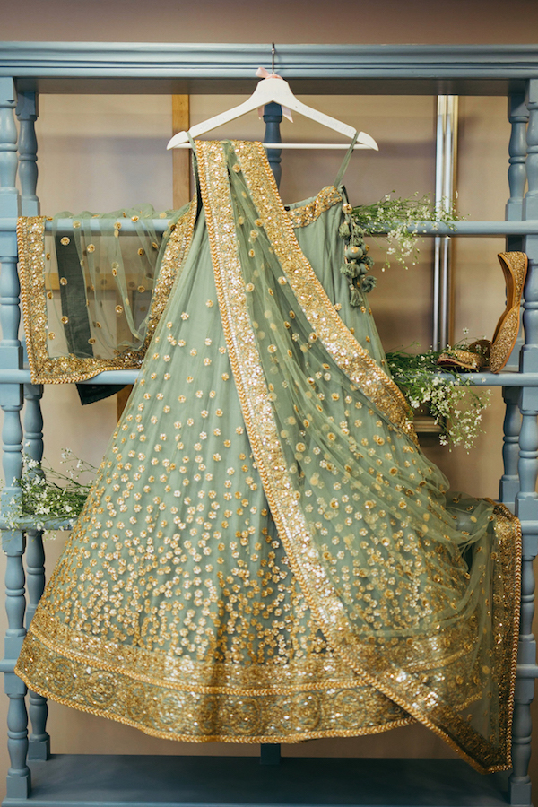 Sabyasachi Bridal Wedding Lehenga