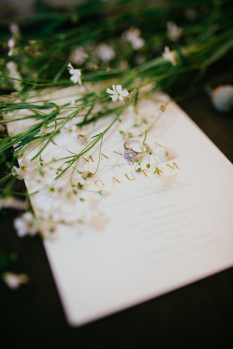 Indian Wedding Card Wording Guide: RSVP, No Gifts & With Compliments