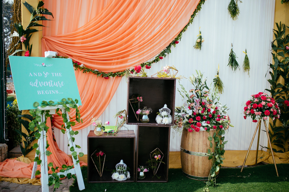 Wedding Photo booth- Indian Weddings