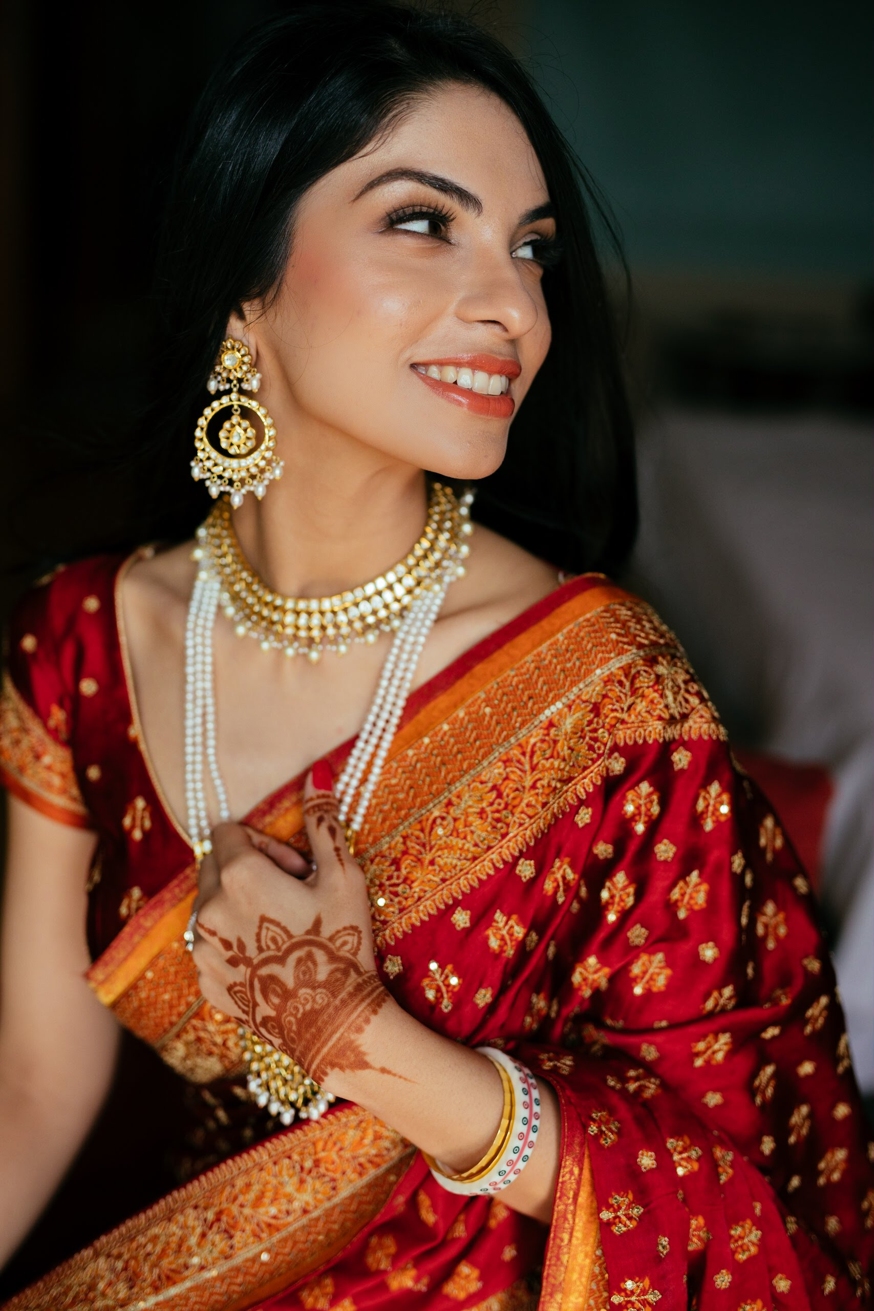 Bridal Jewellery- Ranihaar
