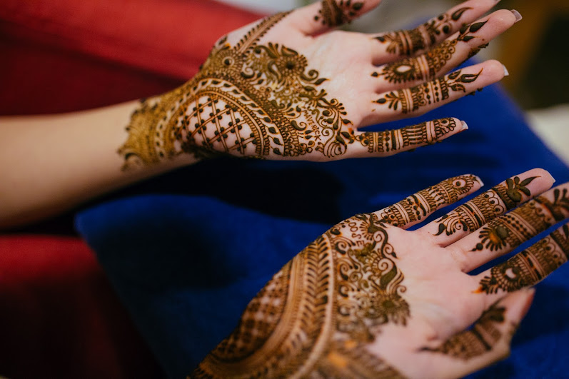 Mehendi Designs- Bridal Photography
