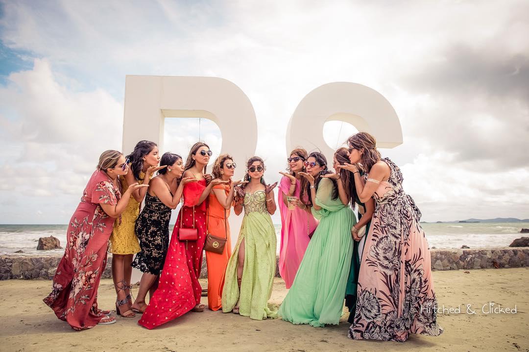 Bachelorette Trip Destinations in India