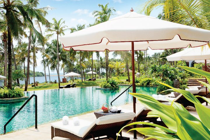 Relax on the Kerala beaches - Bachelorette trip Destinations in India