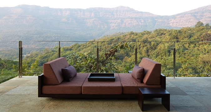 Relax after a long Andventure activity day. - Bachelorette trip Destinations in India