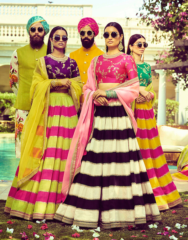 7 Wedding Trends From Sabyasachi S Spring Summer
