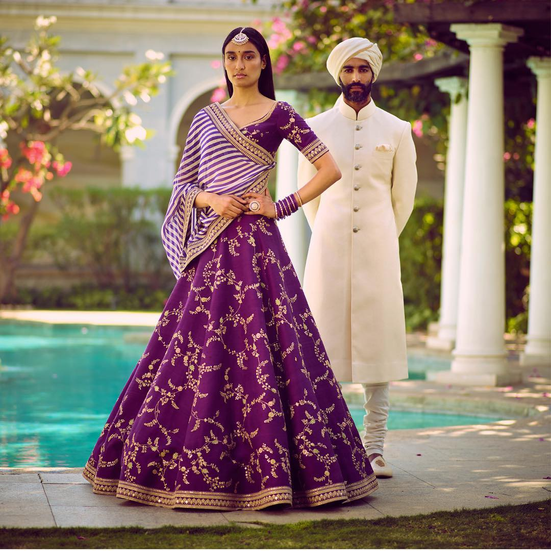 7 Wedding Trends from Sabyasachi\'s Spring-Summer Collection 2018