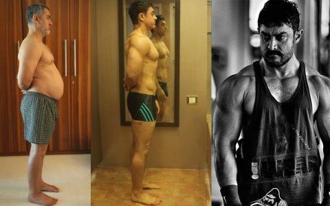 Amir khan fitness