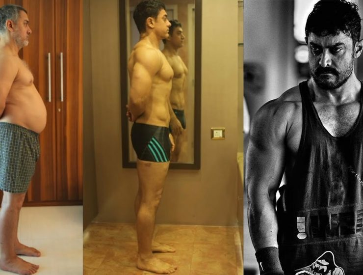 Amir khan fitness