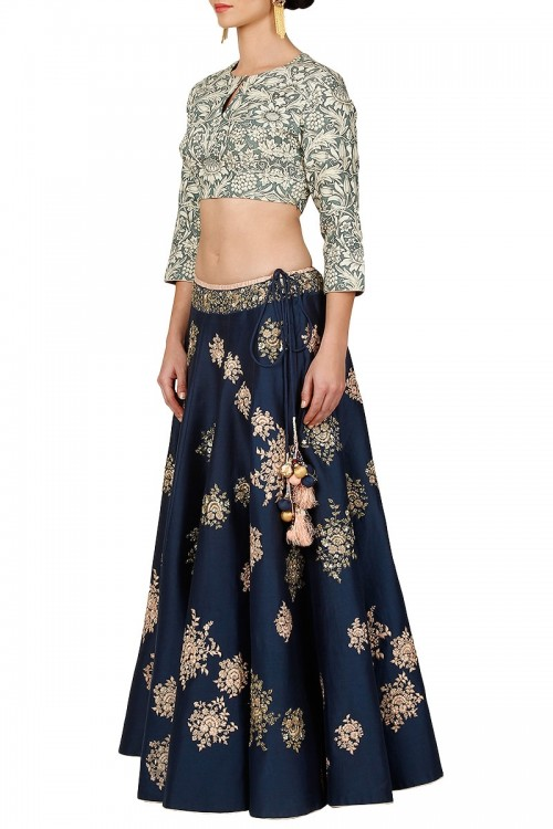 Wedding dresses- anju modi lehenga for rent