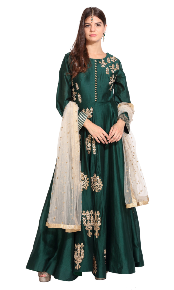 wedding dresses- anarkali for rent