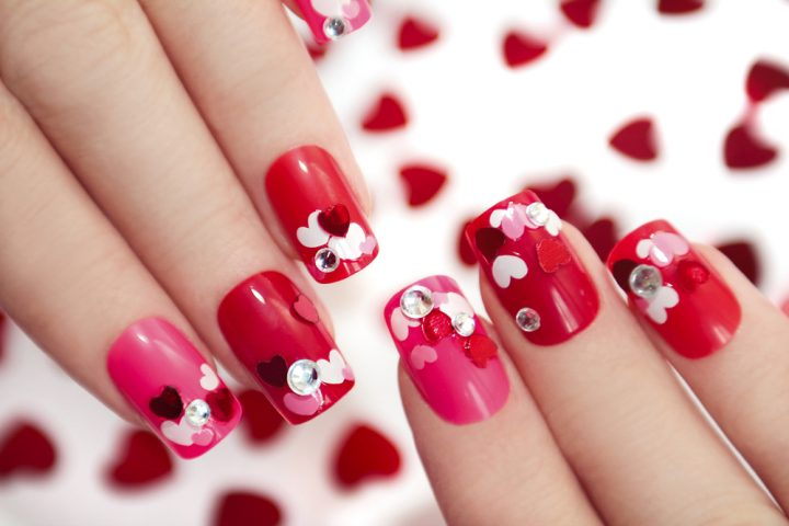 10 Easy Nail Art Ideas For Valentines Day Urbanclap