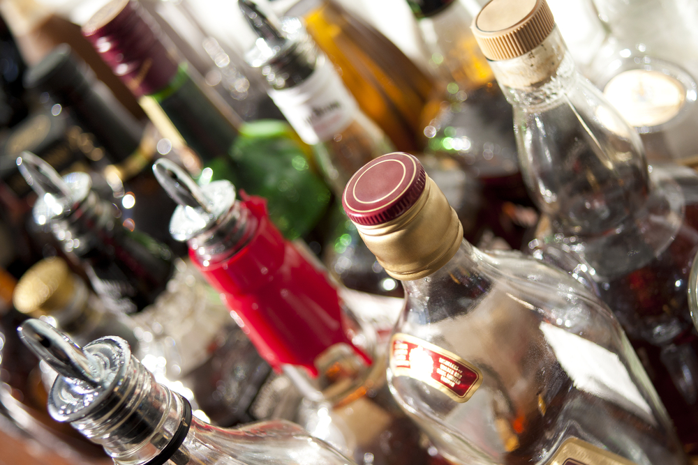 alcohol used for cleaning