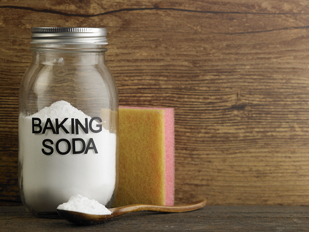 baking soda for cleaning
