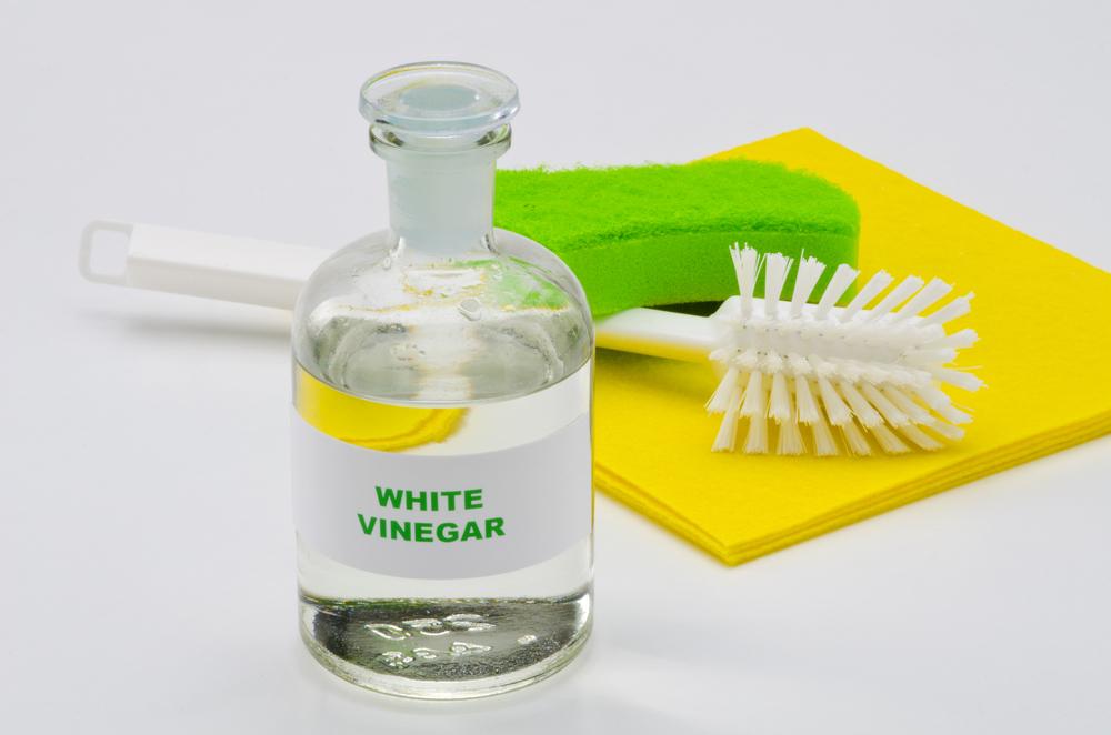 vinegar for cleaning car