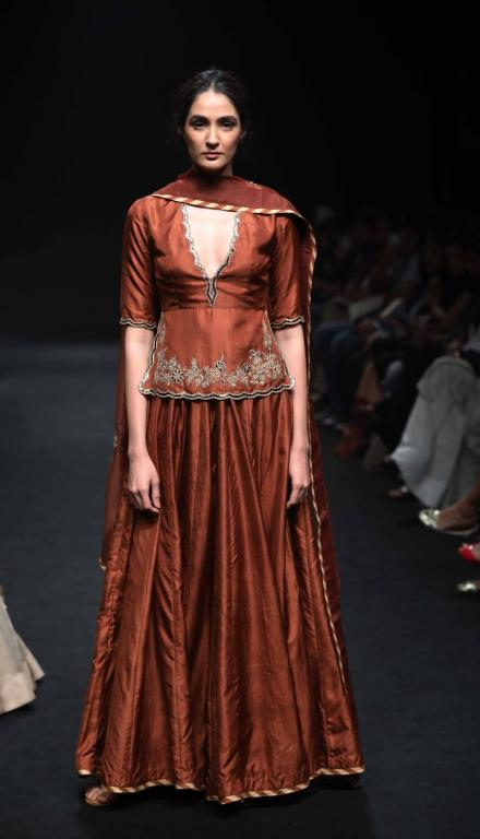 Best Of Lakme Fashion Week 2018 Designer Lehengas More