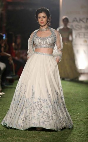 Best Of Lakme Fashion Week 2018 Designer Lehengas More