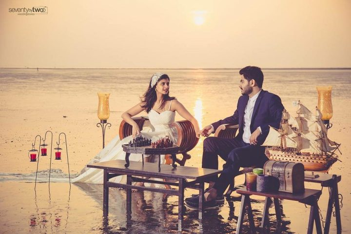 Pre- wedding shoot ideas