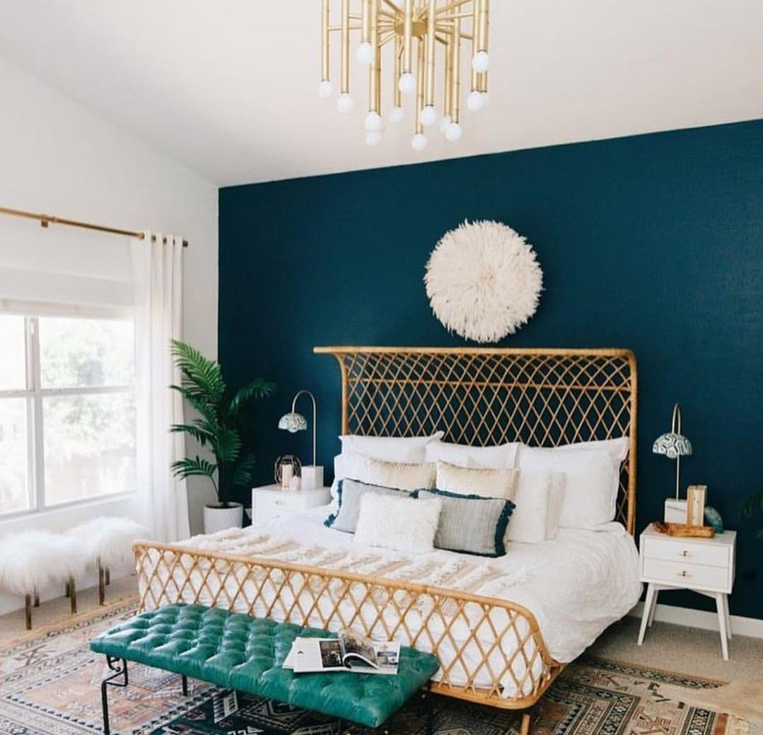 6 Unique Bedroom Wall Paint Colours That Work For Indian Homes The Urban Guide