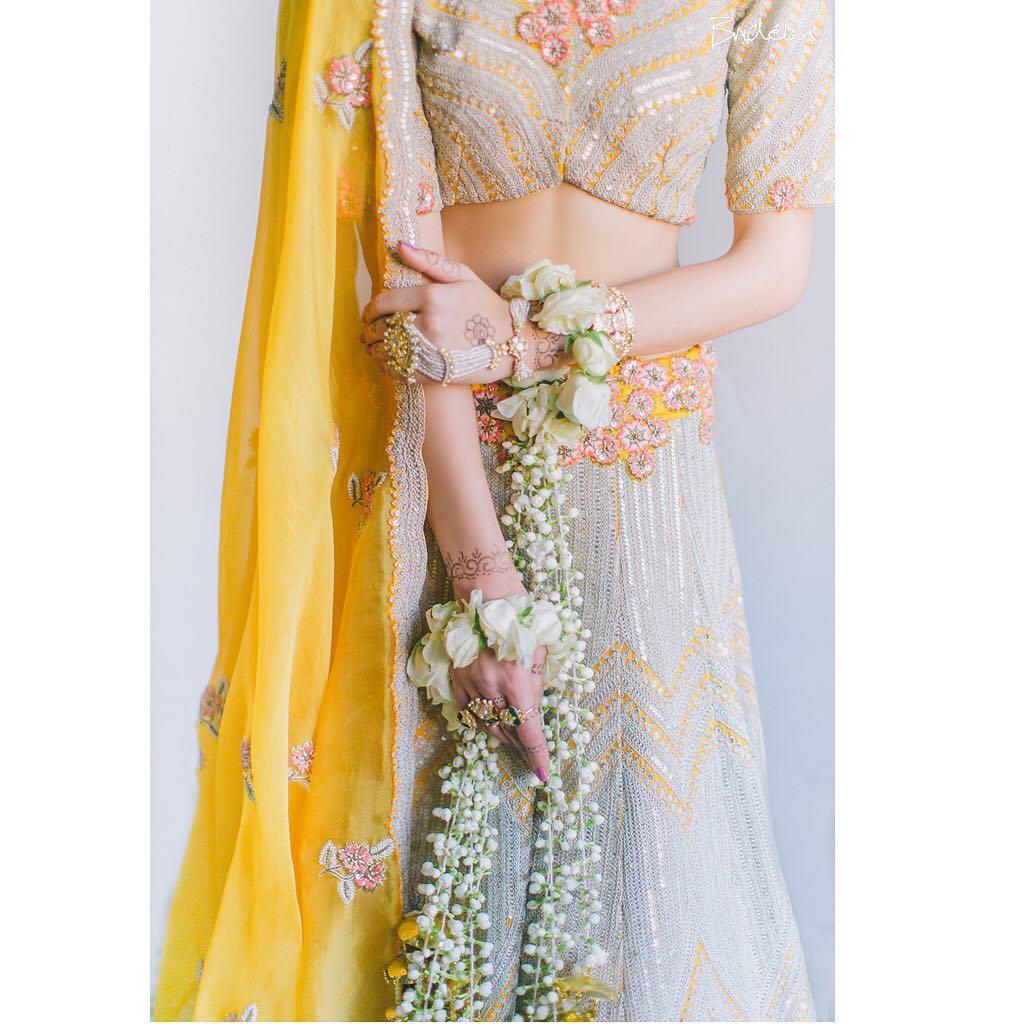 floral kalire design