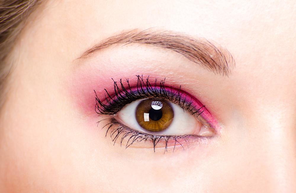 girl with hazel eyes