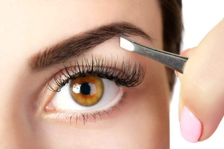 How To Perfect Your Eyebrow Shape In Just Four Simple Steps