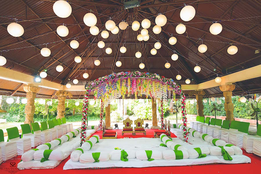 Wedding Mandap Decor