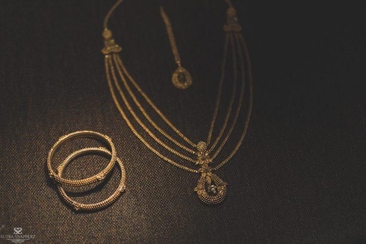 Bridal Jewellery on Wedding Day