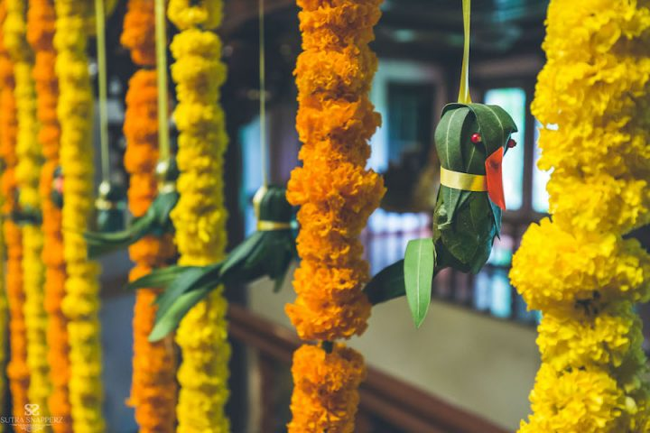 Marigold flower decor trends