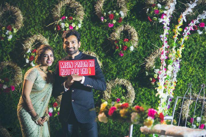 Photobooth for Wedding Reception