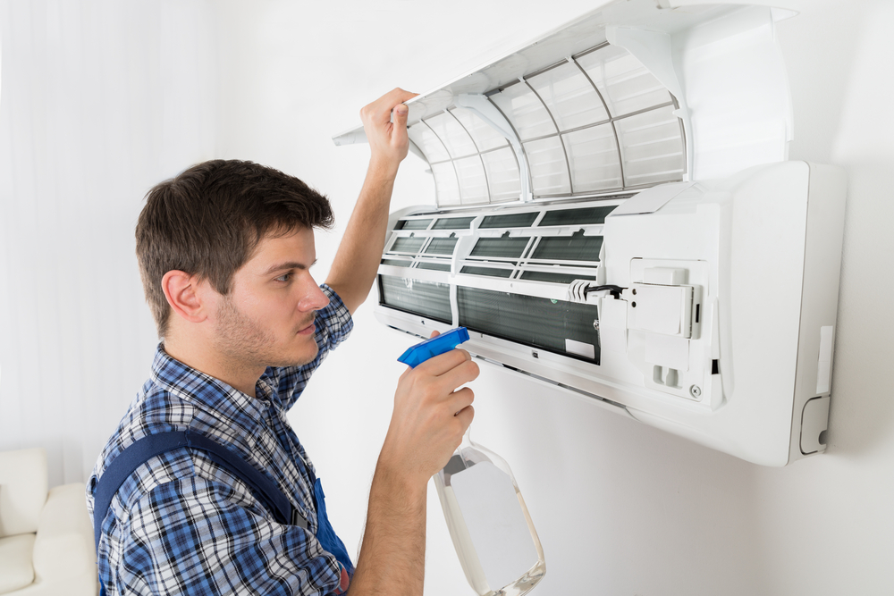 Air Conditioner Cleaning: 3 Reasons Why Your AC Is Stinking