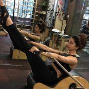 deepika workout routine