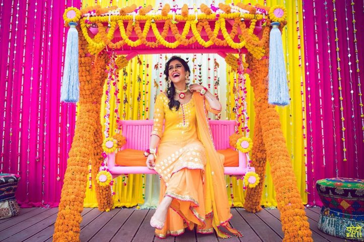 Blogger Shreya Kalra Wedding