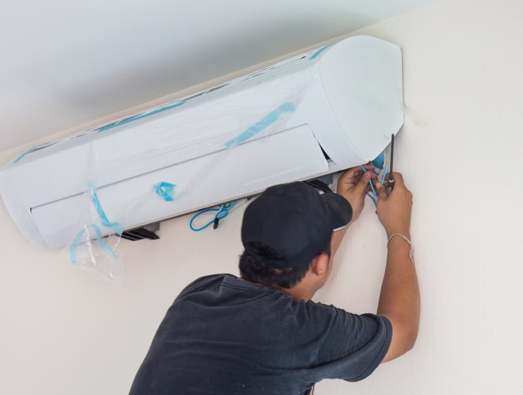 How to Fix AC When It's Leaking Water