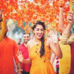 4 Creative Bridal Entry Ideas for your Mehendi Function!