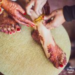 20 Stunning Feet Mehendi Design Options for The 2018 Bride
