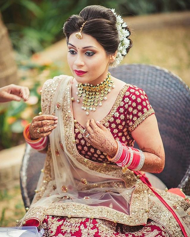 Choker Necklace- Bridal Jewellery