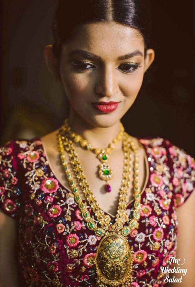 Bridal Necklace for Indian Brides- Raani Haar Necklace