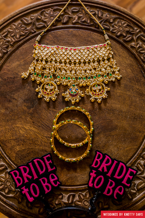 Bridal Bib necklace- Bridal Jewellery
