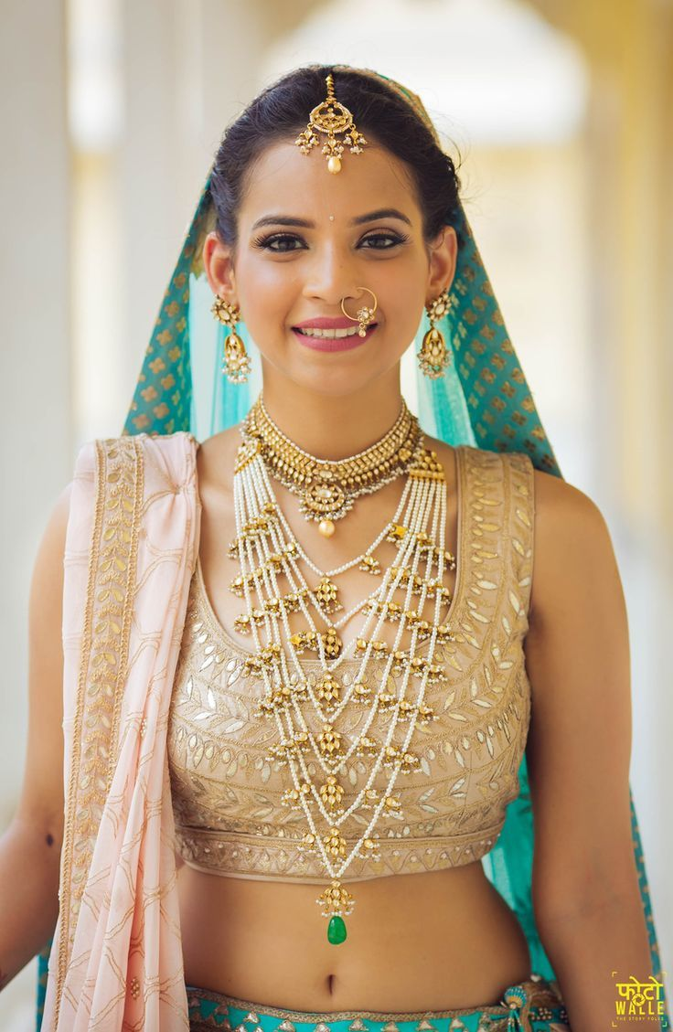 Satlada Bridal Necklace- Bridal Jewellery