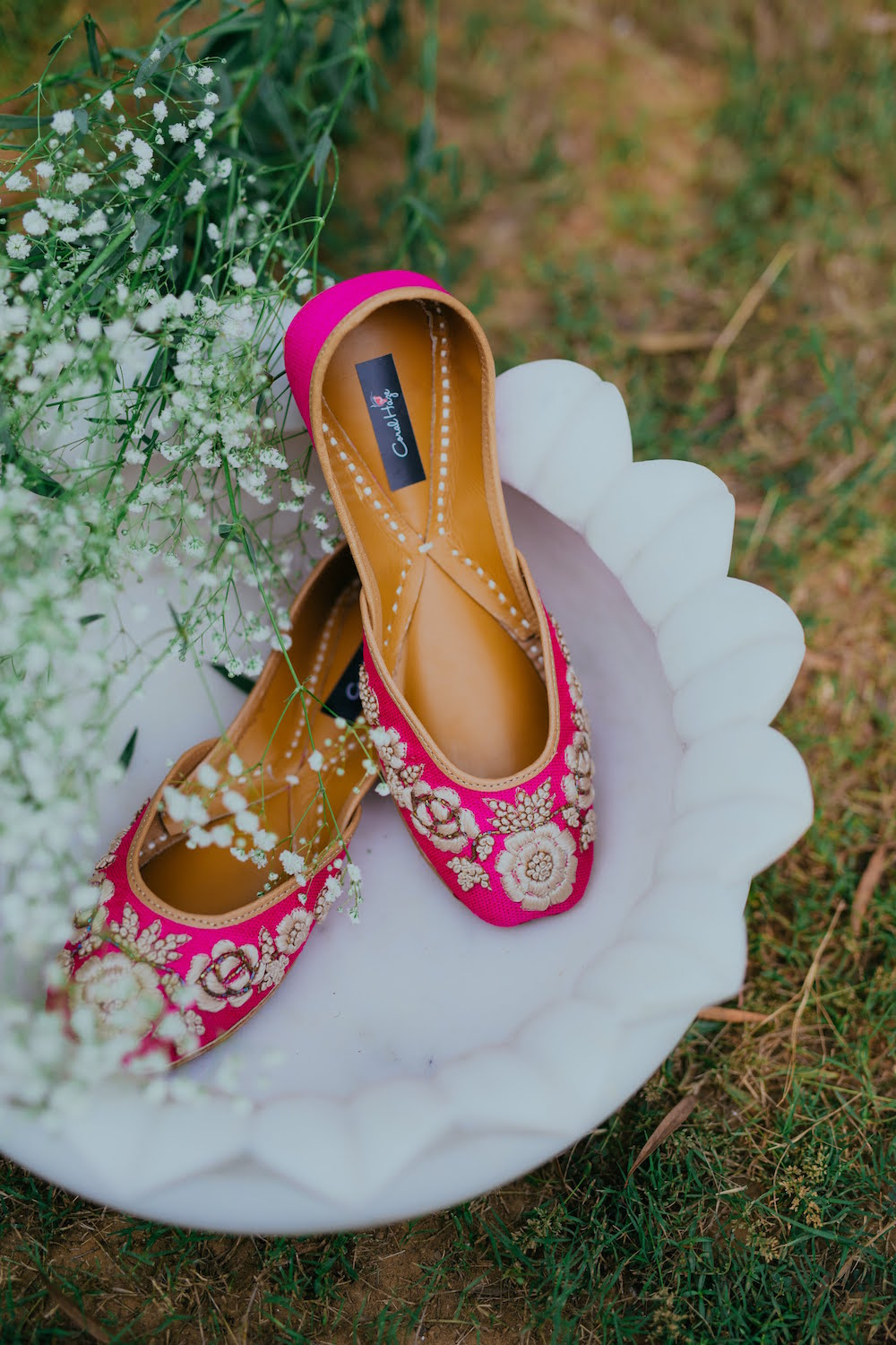 Juttis for Indian Brides- Bridal footwear