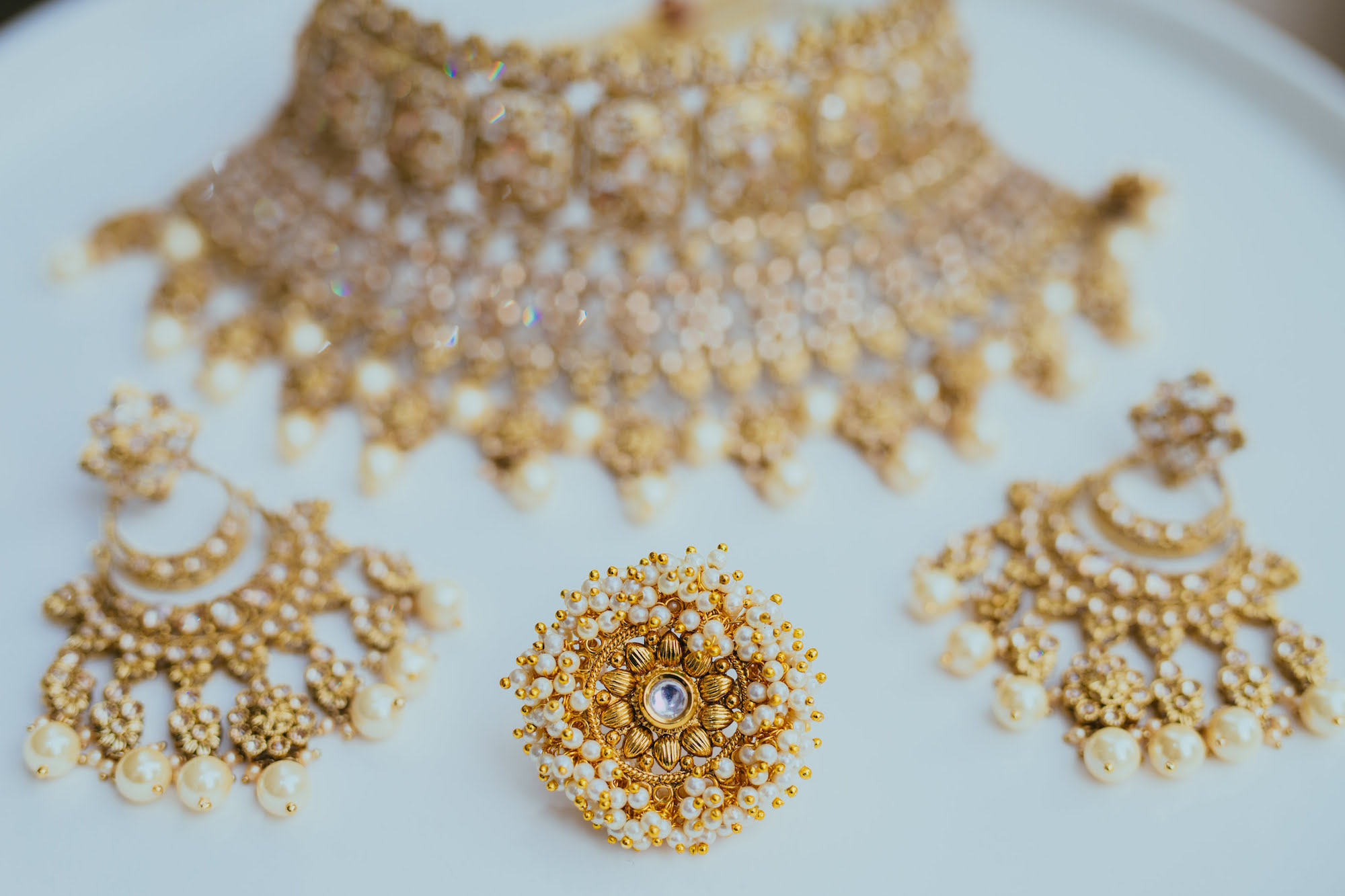 Bridal Jewellery Set- Indian Weddings