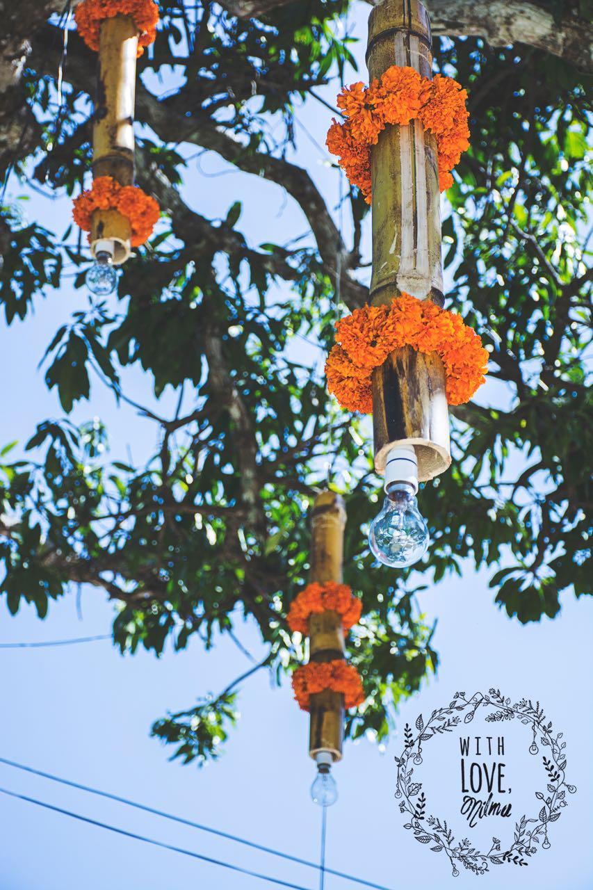 Eco friendly wedding
