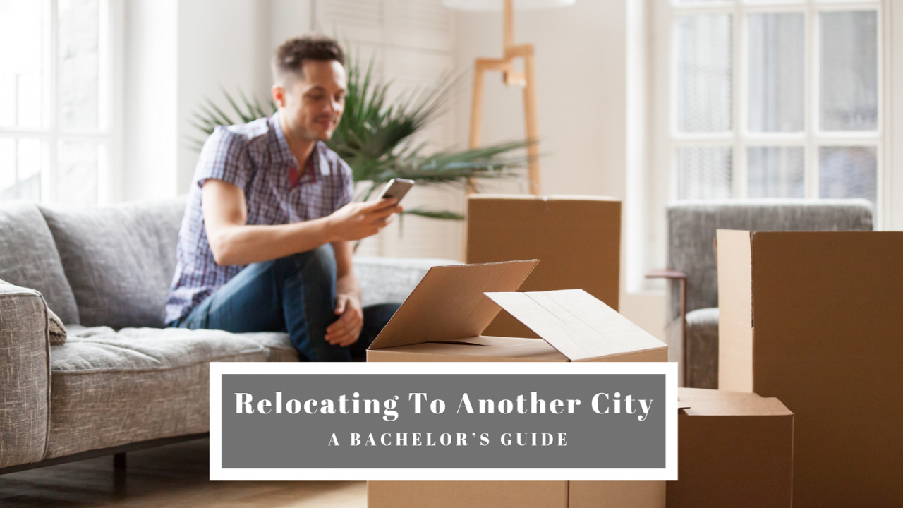 Relocating To Another City
