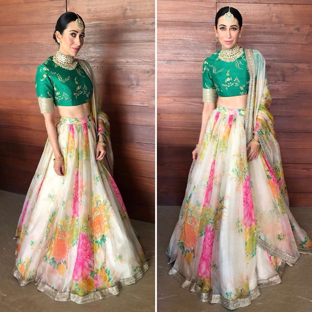 94dc964902 16 Bride-Worthy Outfits We Spotted on Celebs at Sonam Kapoor's Wedding
