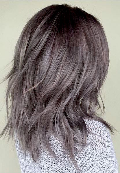 mushroom brown hair color shade